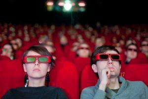 Kuriama technologija, kuri leis be akinių žiūrėti 3D filmus