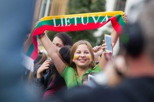 Tarptautinę jaunimo dieną – iniciatyva, skatinsianti jaunuolių aktyvumą