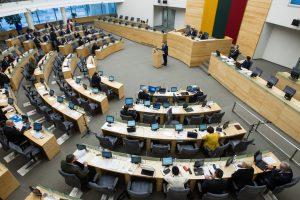 Po Seimo rinkimų galėtų būti pakartota istorinė vaivorykštės koalicija?