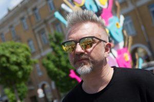 """A. Mamontovas pristato dainos """"Kitoks pasaulis 2017"""" vaizdo klipą"""