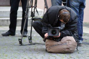 Sostinėje kuriami du filmai – bus laikinų eismo ribojimų