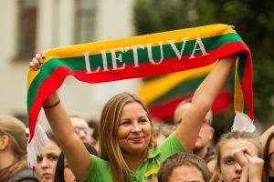 Savaitgalį gerą darbą Lietuvai dovanos dešimtys tūkstančių žmonių