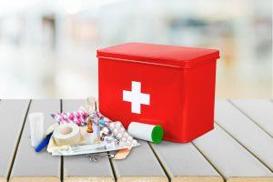 Patarimai, kaip tinkamai paruošti kelionių vaistinėlę
