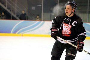G. Liaudanskas–Svaras geriausiai atsipalaiduoja ant ledo