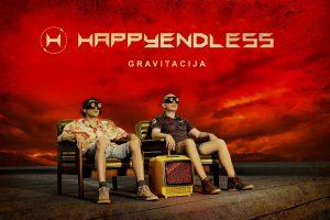 """Sugrįžta """"Happyendless"""": naują dainą pristato su G. Kilčiauskiene"""