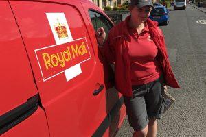 Lietuvės laimė – Škotijos karališkojoje pašto tarnyboje