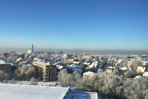 Ankstyva žiema: kaip išvengti paslydimų ir traumų?