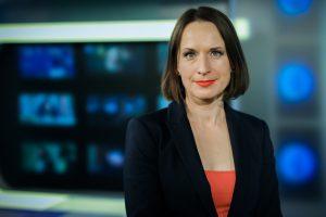Politikos apžvalgininkė I. Makaraitytė keičia televizijos kanalą