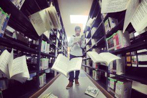 Kokių knygų pernai lietuviai dažniausiai ieškojo bibliotekose?