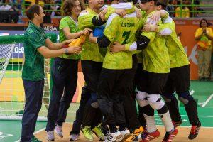 Rio de Žaneiro žaidynėse Lietuvos parolimpiečiai užėmė 44–ąją vietą