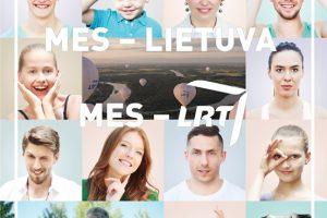 Naujo LRT sezono klipas – be žvaigždžių: filmavosi paprasti lietuviai