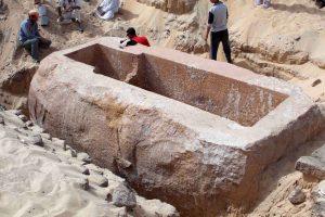 Egipte atrastas daugiau nei 7 tūkst. metų senumo miestas