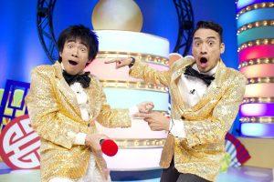 Taip būna tik Japonijoje: sunkiai suvokiamos TV pramogos