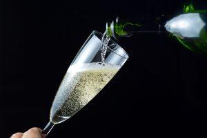 Šylantis klimatas kelia grėsmę šampano gamybai
