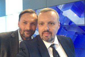 Rinkimų kovai politikai pasitelkia ir stilistą M. Petruškevičių