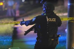 Teksase pašauti du dėl savižudybės iškviesti policininkai