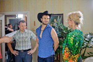 V. Baumila debiutuoja TV seriale: gražuolis sveikuolis kaimelyje