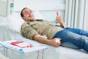 Lojaliems donorams už dovanotą kraują – padėkos akcija