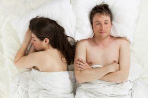 Kodėl kas antra moteris reguliariai atsisako sekso?