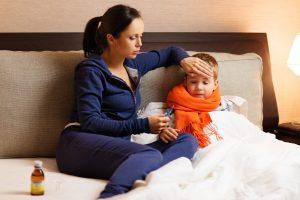 Apie meningokokinę infekciją įspėja ne tik bėrimas