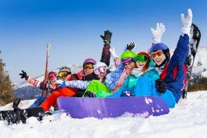 Patarimai besiruošiantiems atostogoms kalnuose su draugų kompanija