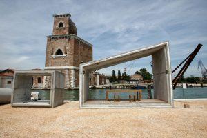Venecijos architektūros bienalėje Baltijos šalys tariasi dėl nuolatinio paviljono