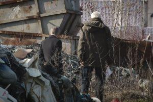 Vilniaus miesto teritorijoje – krūvos pavojingų atliekų