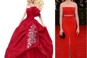 Filmo apie lėlę Barbę pagrindinis vaidmuo – A. Hathaway?