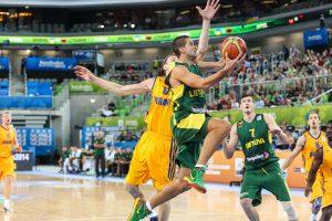 """Paaiškėjo """"EuroBasket 2015"""" pirmenybių tvarkaraštis"""