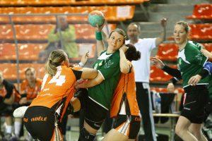 Moterų rankinio rinktinėje - 16 žaidėjų