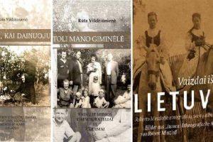 Etnokultūros centre – trijų knygų sutiktuvės