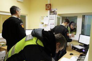 Policijos darbą paralyžiavo gedimas