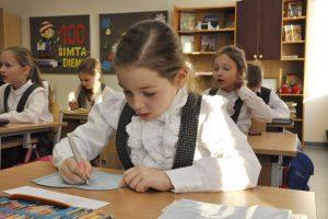 Mokyklos renovuojamos ir per mokslo metus