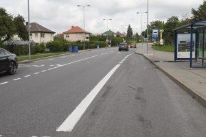 Kretingos gatvėje – ryškesnės linijos