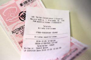 Loterijos prizas liko neatsiimtas