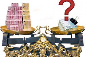 Išsipildė nuogąstavimai, kad euras išpūs kainas