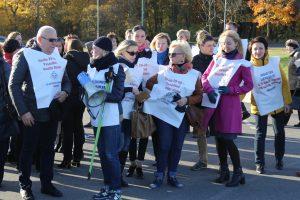 Klaipėdos jūrininkų ligoninės medikai kyla į žygį prieš insultą