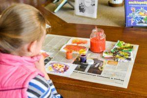 Biblioteka rengs neformaliojo švietimo užsiėmimus vaikams