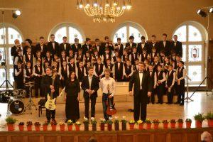 Uostamiesčio vaikai dainuos Tėvynei Lietuvai