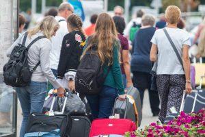 Turistų skaičiai auga: kokie užsieniečiai labiausiai susižavėjo Lietuva?