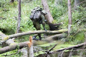 Profesionalus karys: misijose gelbėdavo nusiteikimas, kad jau esu miręs