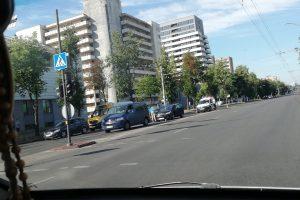 Avarija Kaune: policijos pareigūnus prireikė kviesti dėl kalbos barjero