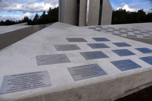 Vyriausybė prisidės prie memorialo visiems partizanams Kryžkalnyje
