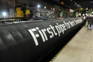 """Suomija leido savo išskirtinėje ekonominėje zonoje tiesti """"Nord Stream 2"""""""