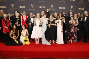 """Svarbiausi """"Emmy"""" apdovanojimai atiteko """"Viceprezidentei"""" ir """"Tarnaitės pasakojimui"""