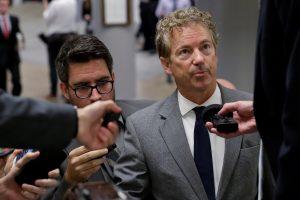 JAV senatoriui per užpuolimą sulaužyti šeši šonkauliai