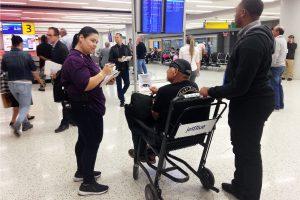 Prieš skrydžius į JAV – papildomos keleivių apklausos