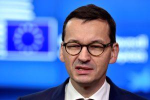 Lenkijos premjeras antradienį pristatys naujos sudėties kabinetą