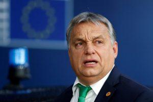 "V. Orbanas smerkia ES vykdomą Vengrijos ""šantažą"""
