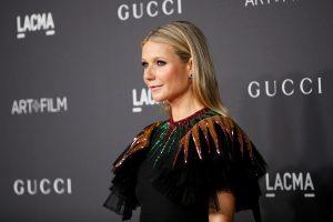 """Aktorė G. Paltrow susižadėjo su serialo """"Choras"""" prodiuseriu"""